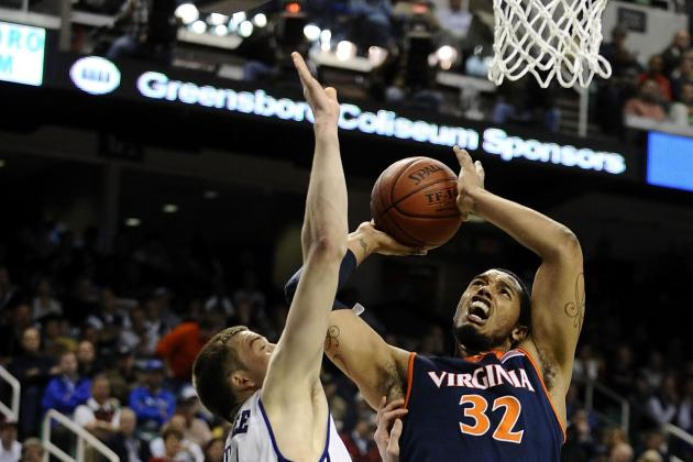 Virginia-Georgia Tech:  Cavaliers Put Duke Disappointment Behind Them