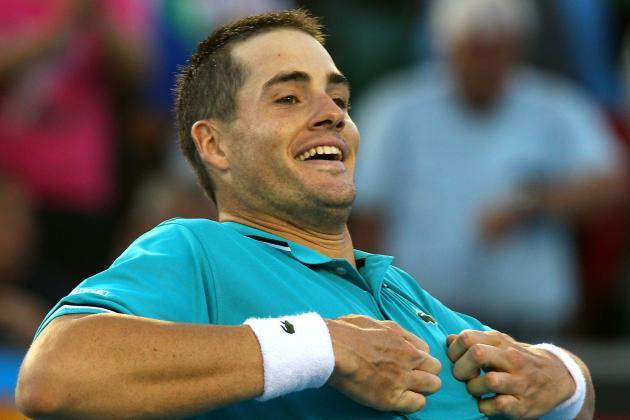 Australian Open 2012: John Isner No Longer Lone Ranger of American Men's Tennis