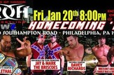 Ring of Honor Wrestling Presents Homecoming 2012