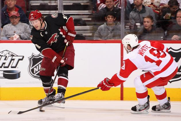 Why Shane Doan Wants to Finish His Career with the Phoenix Coyotes