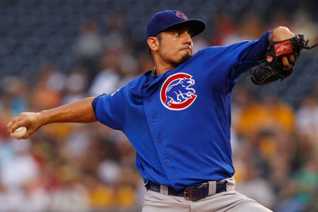 Matt Garza Contract, Trade Rumors: How Aggressive Filing Will Help Chicago Cubs