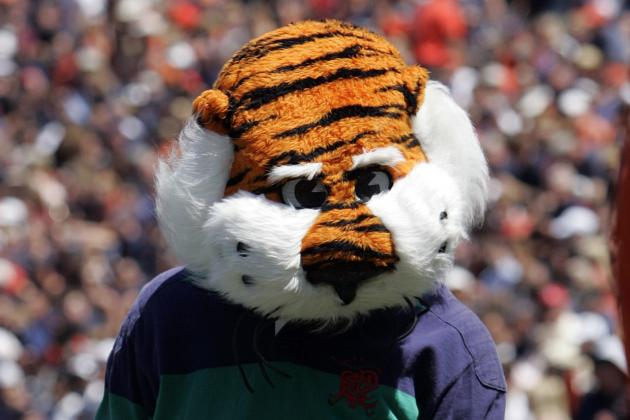 Auburn Football 2012: A Quick Look at Scholarship Numbers