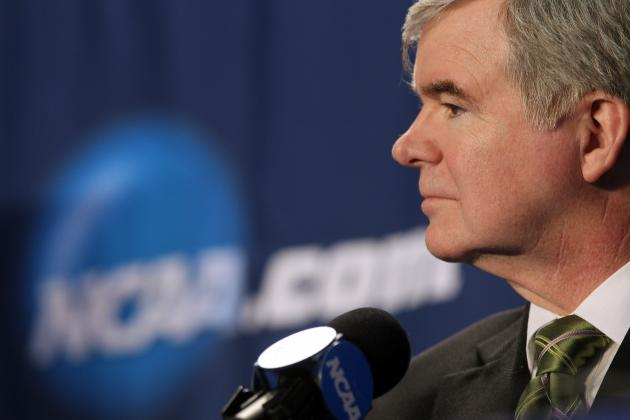 NCAA President Mark Emmert Wants to Move College Sports in a Better Direction