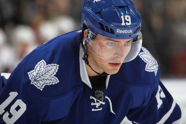 Joffrey Lupul: Keeping the Toronto Maple Leafs in the Playoff Loop