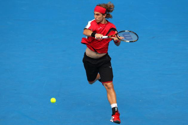 Australian Open 2012 Scores: 3 Eye-Popping Results from Day 5