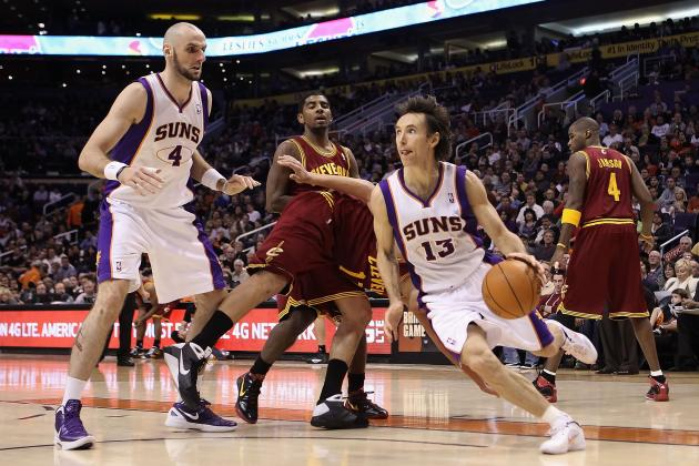 NBA Rumors: Why Steve Nash and the Knicks Are a Match Made in Heaven