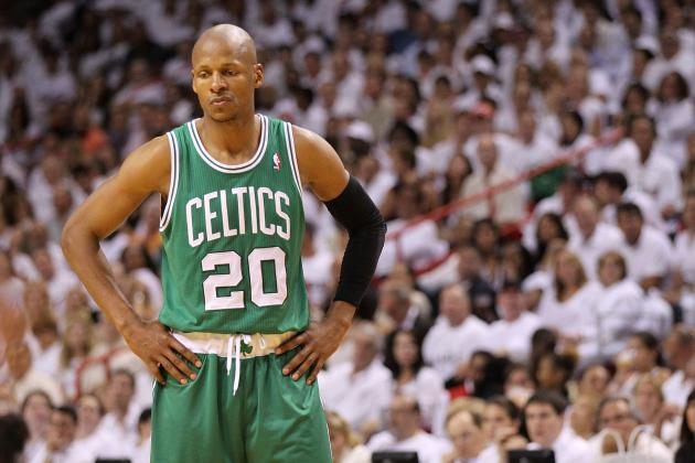 NBA Talk: 3 Teams That Need Ray Allen from Boston Celtics