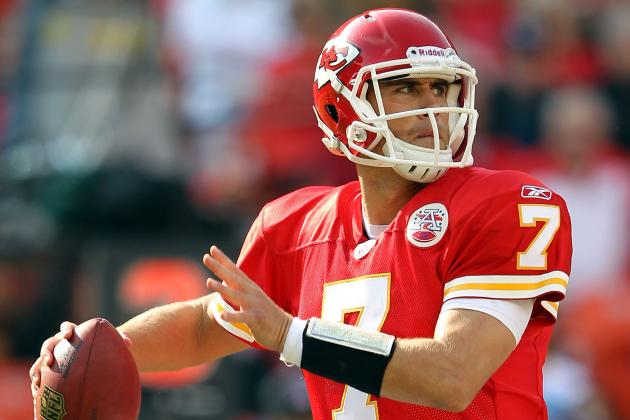 Why the Kansas City Chiefs Should and Will Stick with Matt Cassel in 2012!