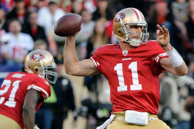 San Francisco 49ers: Has Alex Smith Had Most Shocking Breakout Year in History?