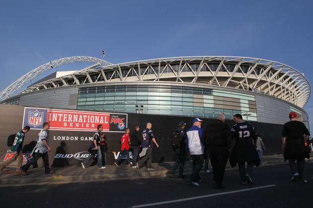 Why a Permanent Move to London Would Never Work for the St. Louis Rams
