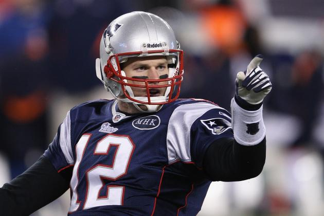 NFL Schedule 2012: Why the Rams and Patriots in London Is a Brilliant Idea