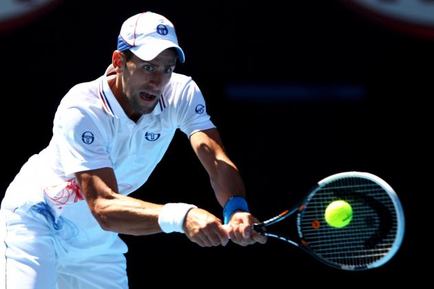 Australian Open 2012 TV Schedule: 3 Riveting Day 6 Matchups