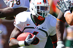 2012 NFL Draft: Lamar Miller Wrong Choice for Bengals
