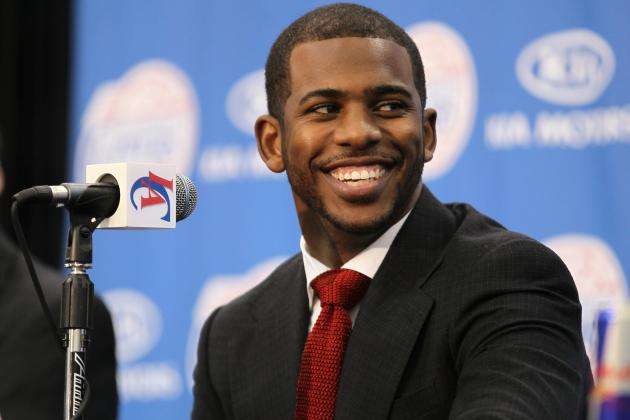 Clippers' Chris Paul Buys Avril Lavigne's Bell Air Mansion