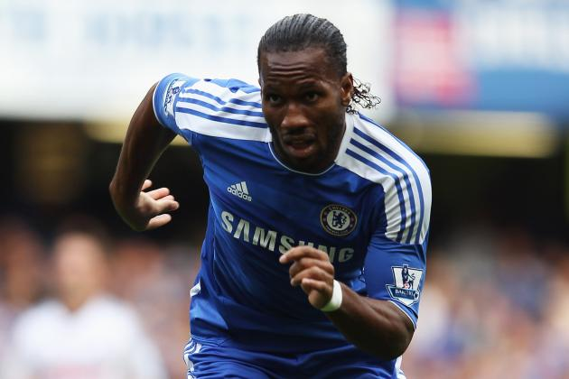 Chelsea Transfer Rumors: Didier Drogba Says 'Not Before June' to Exit Rumors