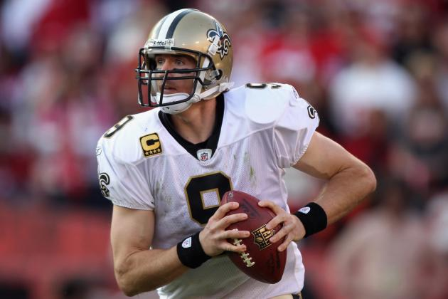 2012 NFL Free Agents: New Orleans Saints Must Keep Drew Brees and Core