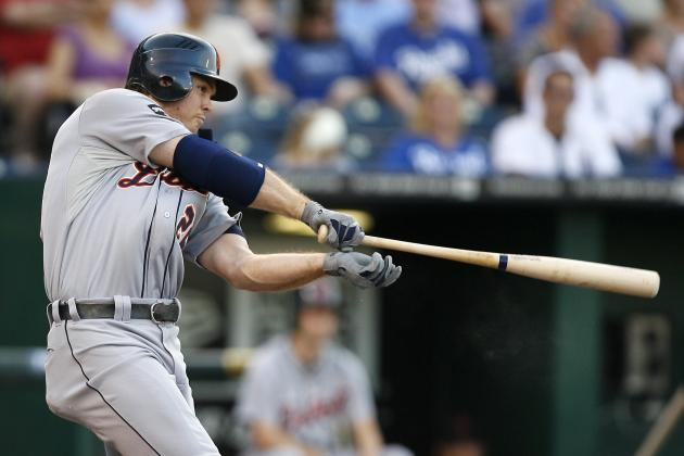 Detroit Tigers Rumors: Brennan Boesch Could Replace Victor Martinez in Lineup
