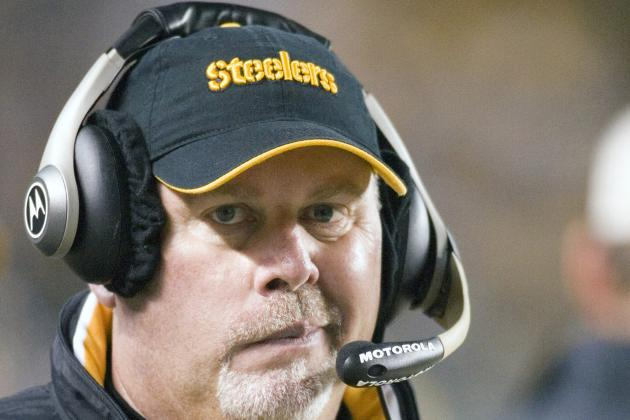 Bruce Arians: A City Cheers as Pittsburgh Steelers Offensive Coordinator Retires