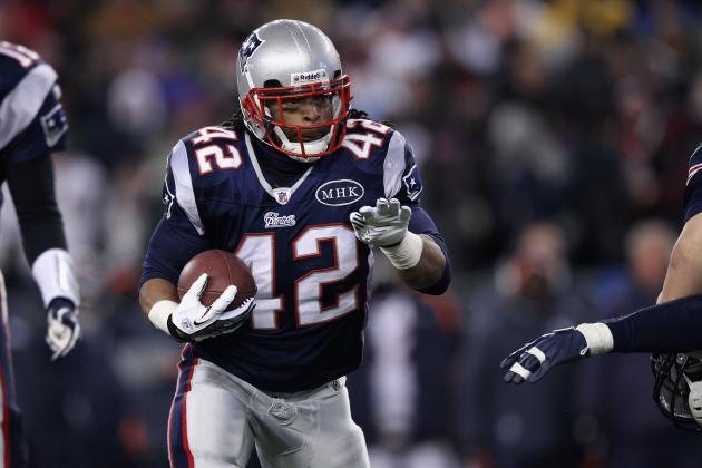 AFC Championship Game 2012: 3 Players Who Must Step Up Big for Patriots
