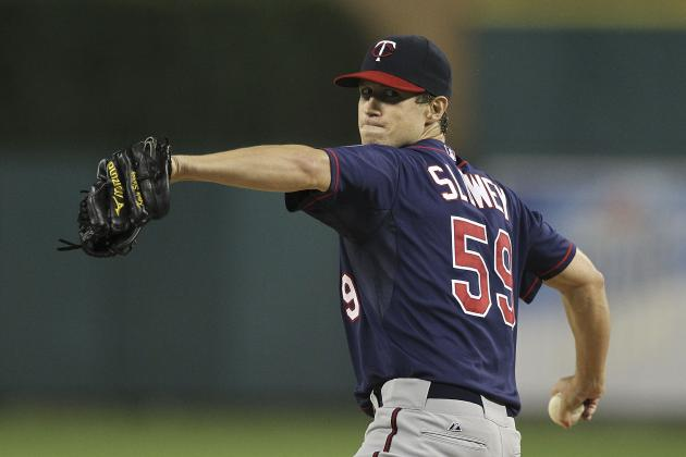 Kevin Slowey Traded to Cleveland Indians: Why It's a Decent Deal for the Tribe