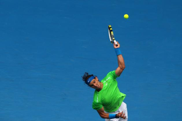 Australian Open 2012: Rafael Nadal Headed for Another Loss vs. Novak Djokovic