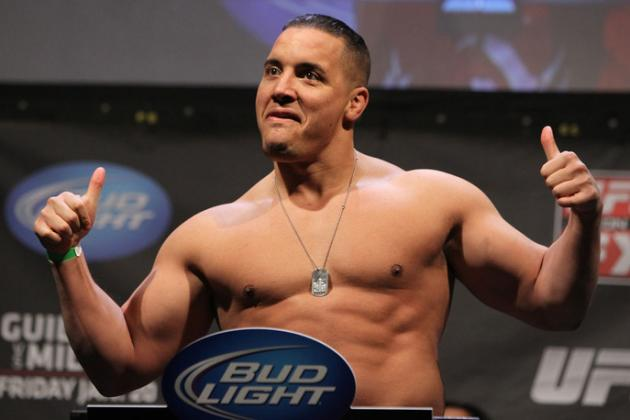 UFC on FX 1 Results: What's Next for Pat Barry