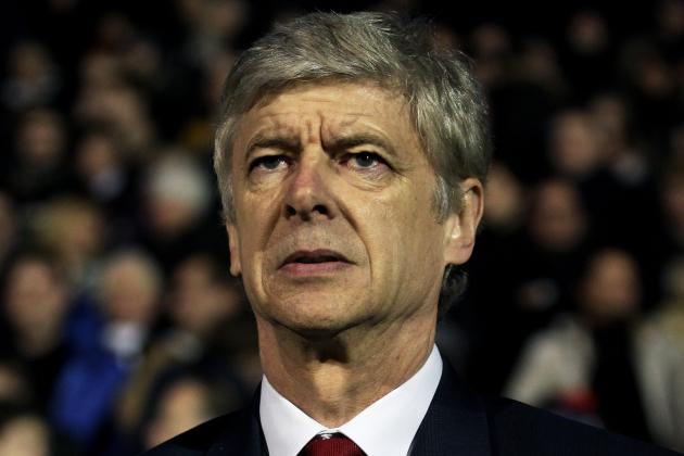 Arsenal News: Only Champions League Is Good Enough for Arsenal, Says Wenger
