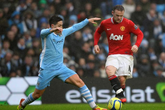 Arsenal vs. Manchester United: Wayne Rooney Will Outshine Robin van Persie