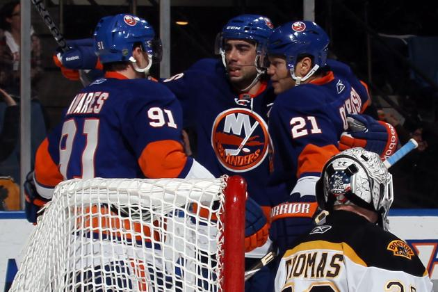 New York Islanders Must Find Production Aside from Moulson, Front Line