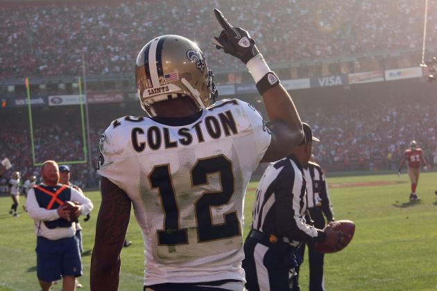 NFL Offseason 2012: What If the New Orleans Saints Lose Marques Colston?