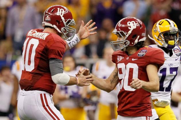Alabama Football 2012:  4 Sets of Brothers on Tide's 2012 Roster