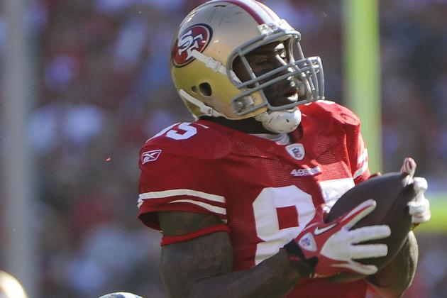 NFL Playoffs: Vernon Davis and the Rise of the Tight End