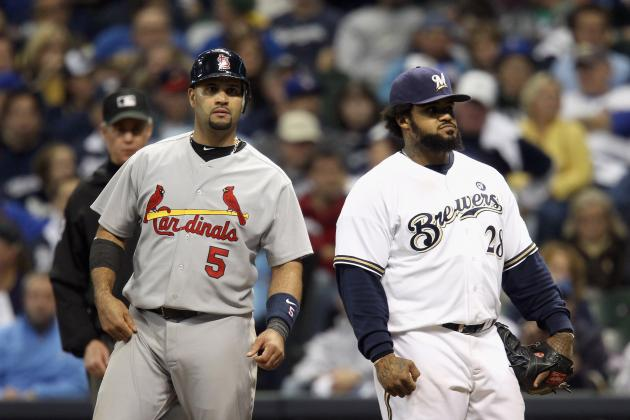 Prince Fielder Still on the Market: Which Park Will Prince Play In?