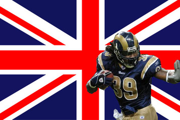 NFL London: God Save the St. Louis Rams?