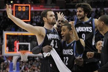 Kevin Love Hits Buzzer-Beater to Sink Clippers, Ricky Rubio Shines in Fourth