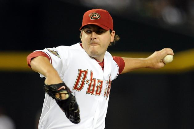 Starting Pitcher Joe Saunders Will Return to the Arizona Diamondbacks