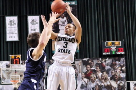 Cleveland State Takes Care of Business Against UW-Green Bay