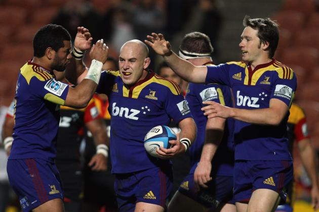 Super Rugby: Improved Depth Will Make Highlanders Contenders in 2012