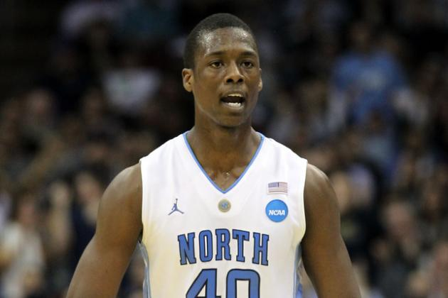 UNC Basketball: Could Harrison Barnes Move to SG to Replace Injured Strickland?