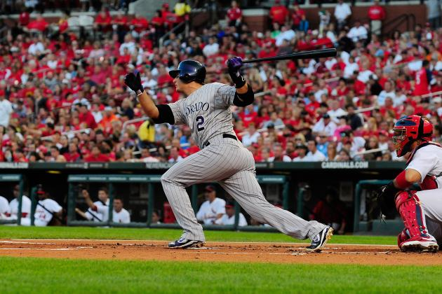 2012 MLB Fantasy Baseball Rankings: Top 15 Shortstops