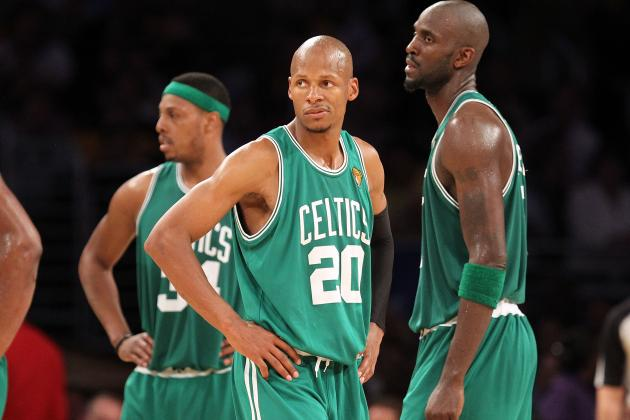 NBA Trade Rumors: The Best Time to Break Up Celtics' Big 3 Has Passed
