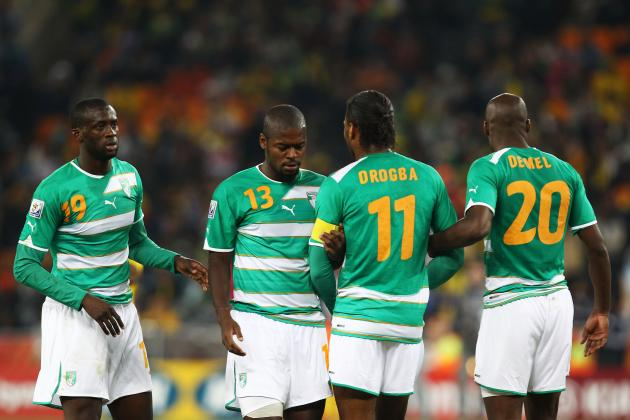 Africa Cup of Nations 2012: Why Ivory Coast Will Dominate