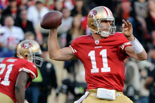 San Francisco 49ers vs. New York Giants: NFC Championship Eve 2012