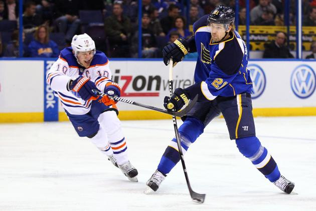 St. Louis Blues: Why Patrik Berglund Needs to Step Up and Shine
