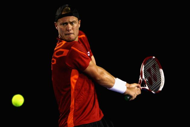 Australian Open 2012 Scores: Eye-Popping Results from Day 6
