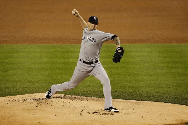 New York Yankees: A.J. Burnett Is a Bounce-Back Candidate