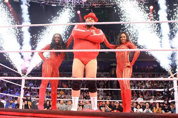 Brodus Clay Is the Answer to Saving the WWE
