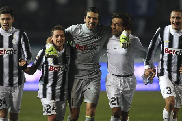 Juventus 2-0 Atalanta: Bianconeri Defense Dominates, Alessandro Matri Flounders