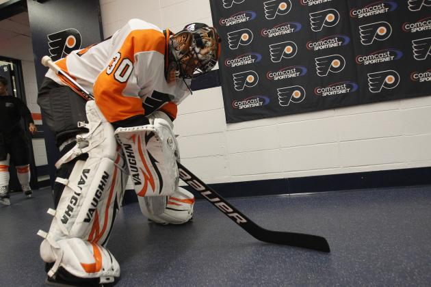 Philadelphia Flyers: Ilya Bryzgalov Tells Media 'Leave Me Alone,' Good for Him!