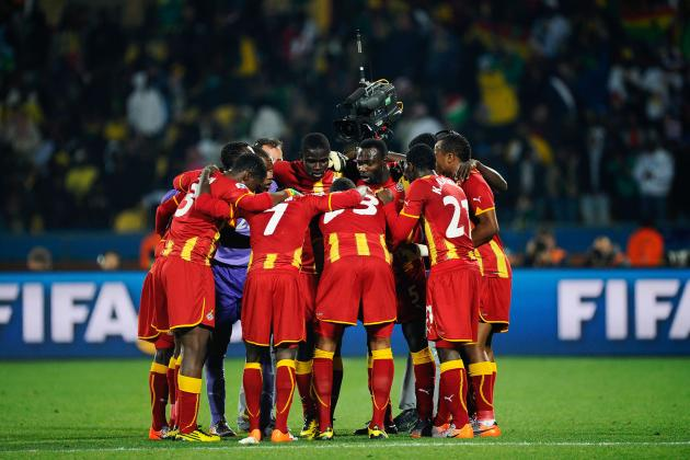 Africa Cup of Nations 2012 TV Schedule: Ghana Is Must-See After World Cup Run
